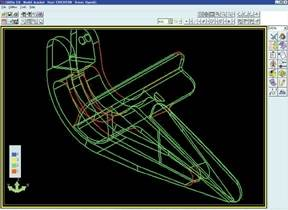 Software utility for CAD model repair