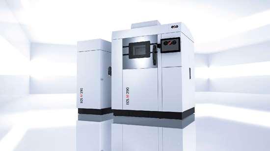 EOS M 290 DMLS machine
