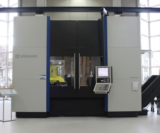 Soraluce TA M 20 milling machine