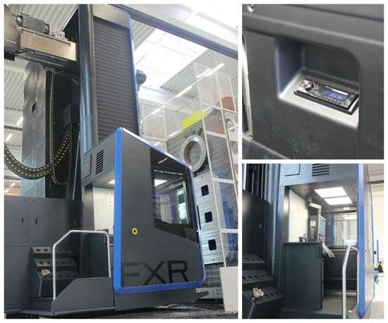 Soraluce FXR 16000 floor-type milling-boring center