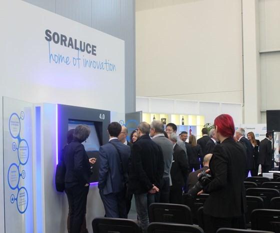Soraluce Smart Machine monitoring system