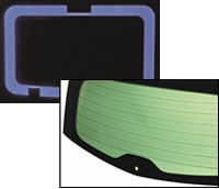 Special pigments can add electro-luminescent lighting to PC auto glazing