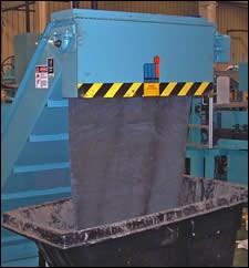 Spent filter media covered with sanding sludge