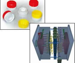 Spin Stack tooling from Gram Technology
