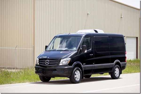 Mercedes-Benz Sprinter 2500 Passenger Van image