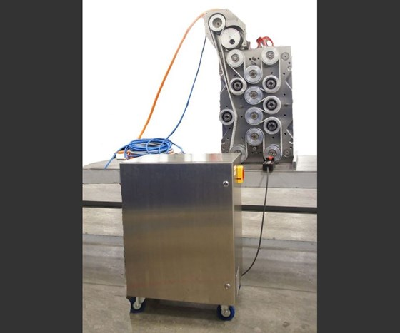 electric molding machines