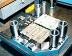 Standardized mounting plates
