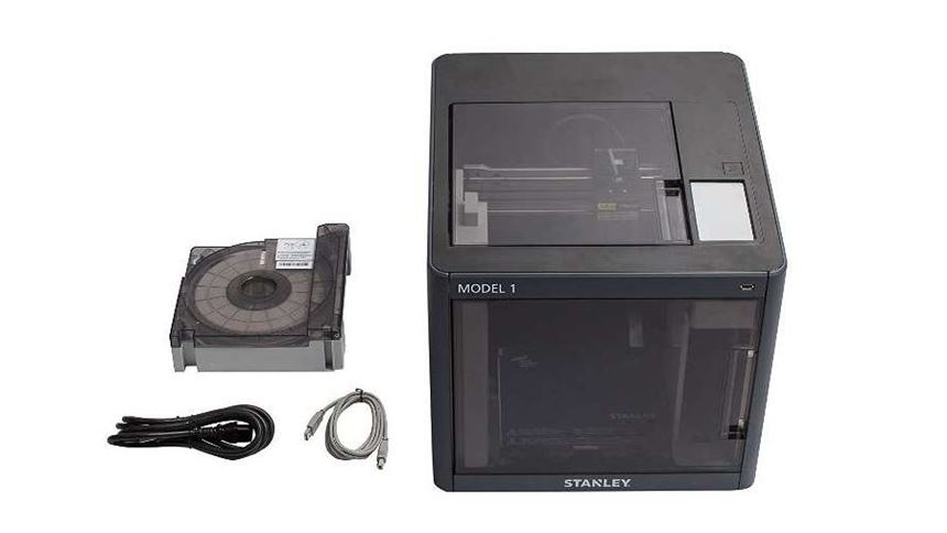 Stanley Model 1 3D printer