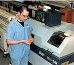 Star SH-16 CNC Swiss screw machine
