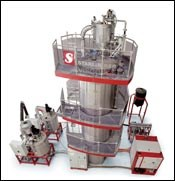 Starlinger's continuous SSP reactor