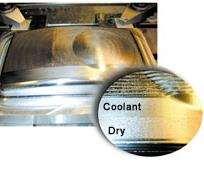 Stavax 420 stainless steel mold core