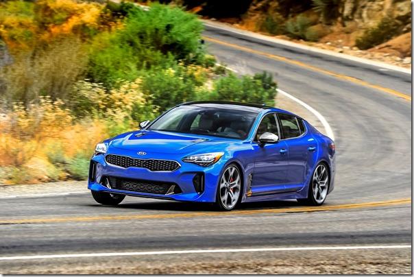 2019 Stinger GT2 AWD