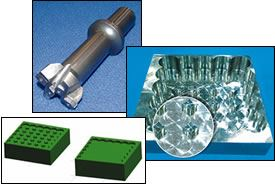 Strategy for roughing titanium