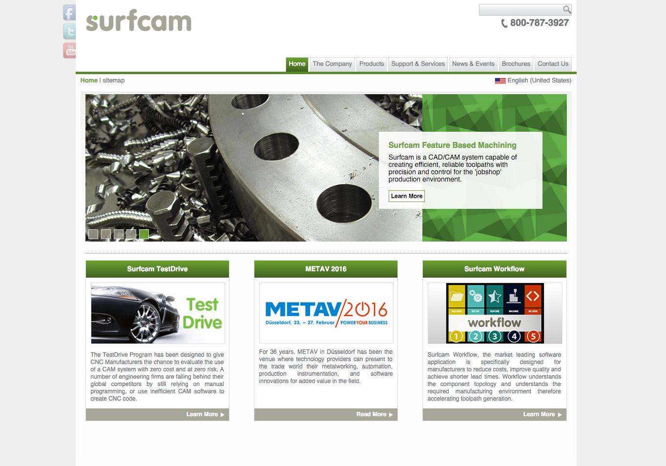 surfcam website