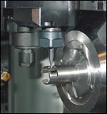 Swiss High Speed Milling Spindle