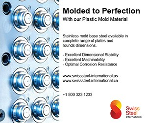 Swiss Steel Plastic Mold Materials