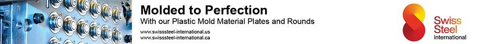 Swiss Steel Plastic Mold Materials
