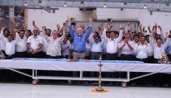 TAL delivers first advanced composite floor beam for 787-9 Dreamliner