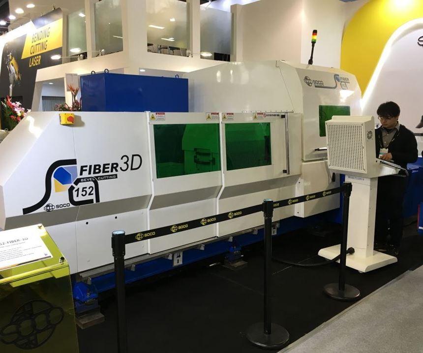 Soco SLT-152 Fiber 3D
