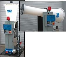 TK2 chemical-free water-treatment system