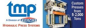 TMP Hydraulic Press Designs