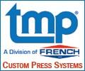 TMP Hydraulic Press Systems ad