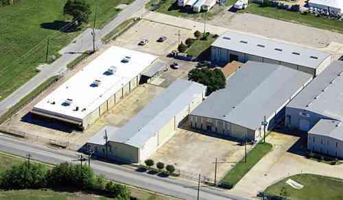 Complejo de Tool-Flo en Houston, Texas