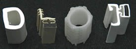 TPVs and flexible PVC