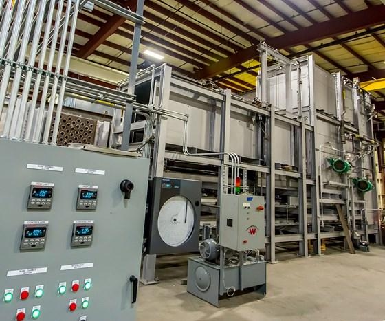 Gannon & Scott Inc. TRu3TecTM thermal reduction system
