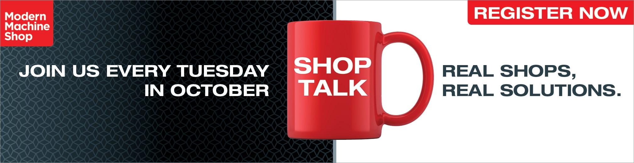 MMS Shop Talk