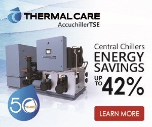 Thermal Care Accuchiller TSE Series Central Chiller
