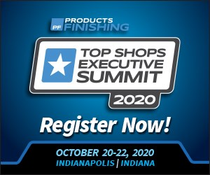 PF Top Shops Executive Summit