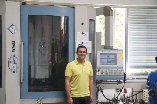HSC milling machine E-Jet 550