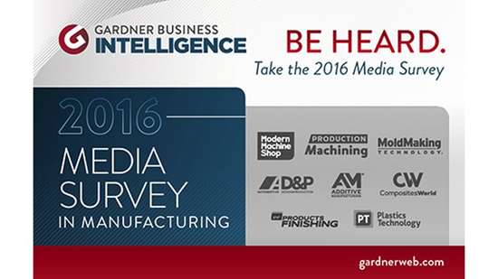 2016 Media in Manufacturing Survey