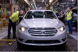 Ford Builds the Final Taurus (for Now)
