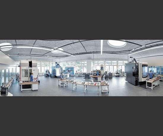 Blaser Swisslube lab