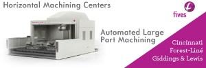 Fives Horizontal Machining Centers