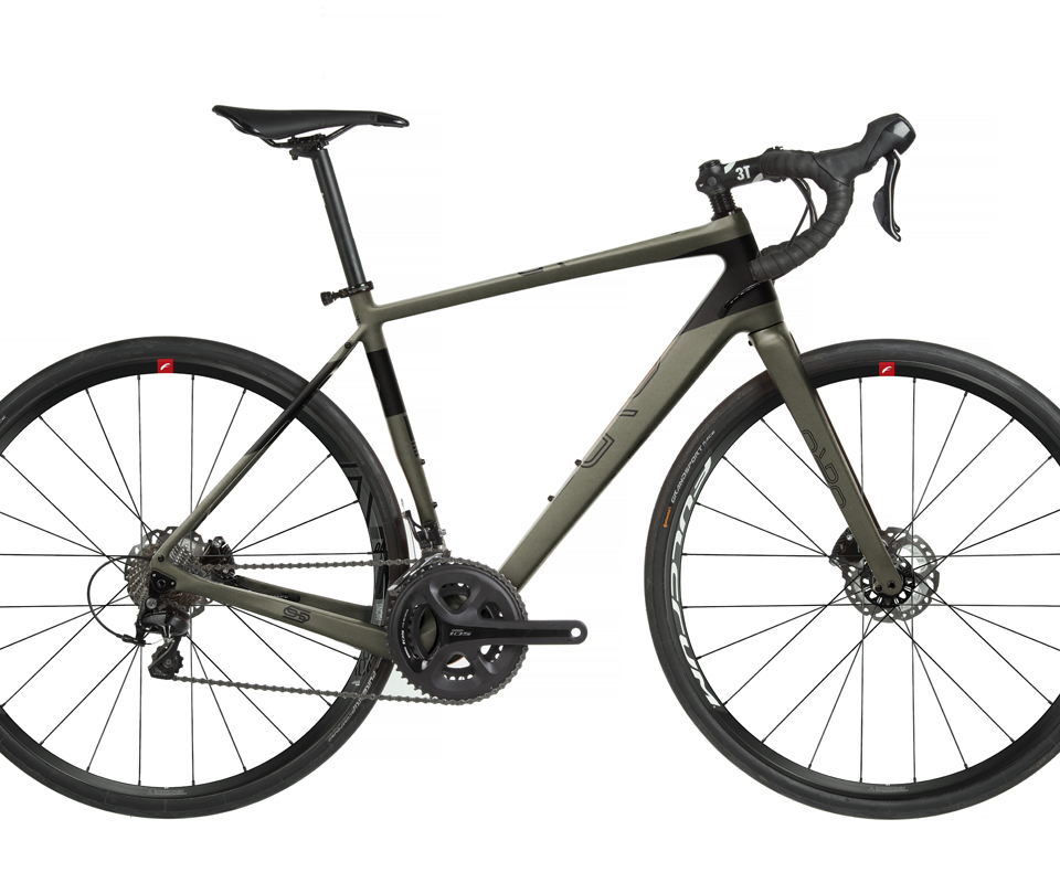 Orro Terra C road bike Sigmatex carbon fiber