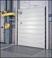 The MxV loading-dock door