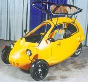The SAM car