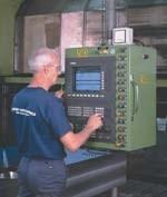 The Siemens 840 control