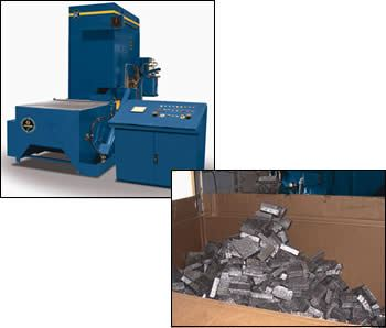 The chip compactor