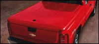 The first thermoformed and integrally colored tonneau cover