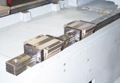 The linear guides