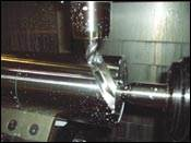The new milling chuck