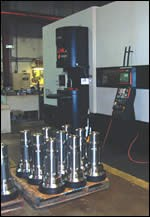 The shop's most sophisticated machine tool