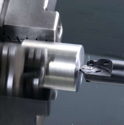 Indexable-insert center drill