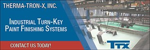 TTX Turn-Key Paint Finishing Systems
