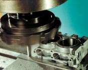 Thinfilm diamondcoated inserts