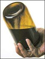 Borderline oil